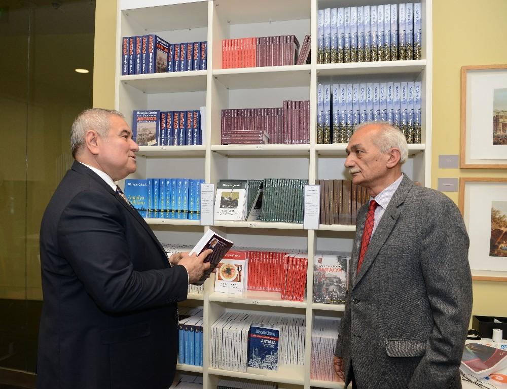 ATSO'dan Kent Kültürüne iki katkı