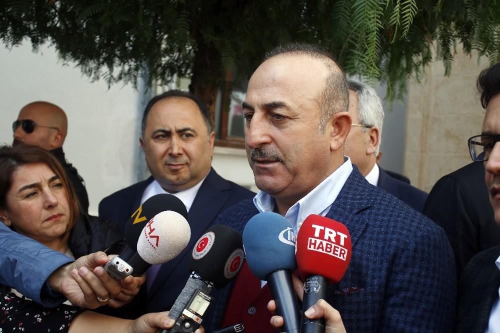 """Bakan Çavuşoğlu: """"Hollanda'nın kararının bağlayıcılığı yok"""""""