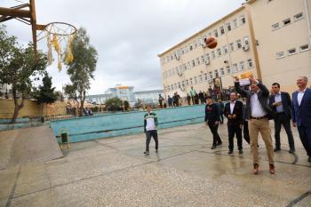 Başkan Türel, Demre'de öğrencilerle buluştu