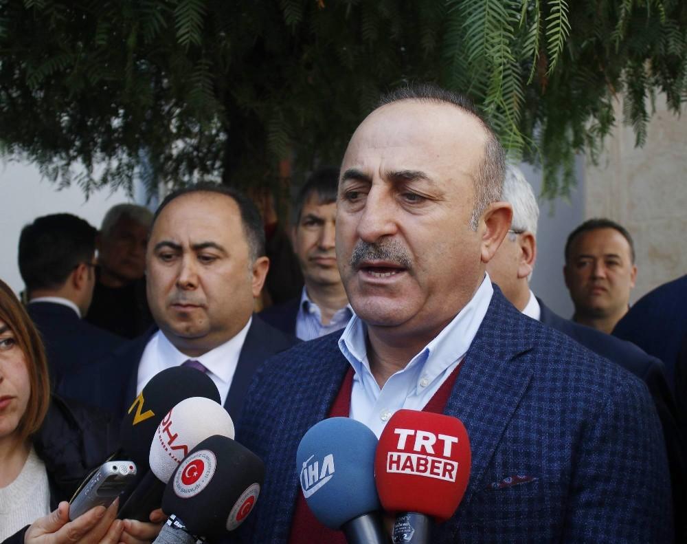 """Çavuşoğlu: """"Kararın bağlayıcılığı yok"""""""