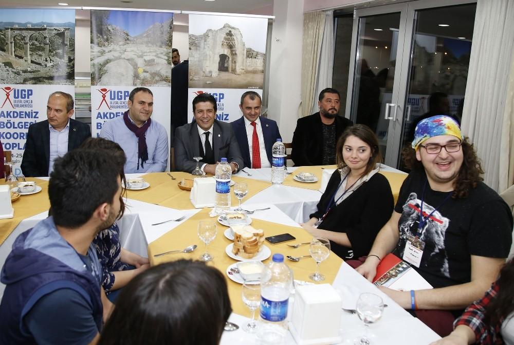DÖGEM, UGP Bölge toplantısına ev sahipliği yaptı
