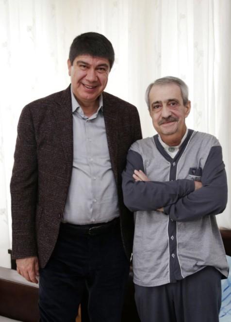 Gazeteci Haluk Üncel hayatını kaybetti