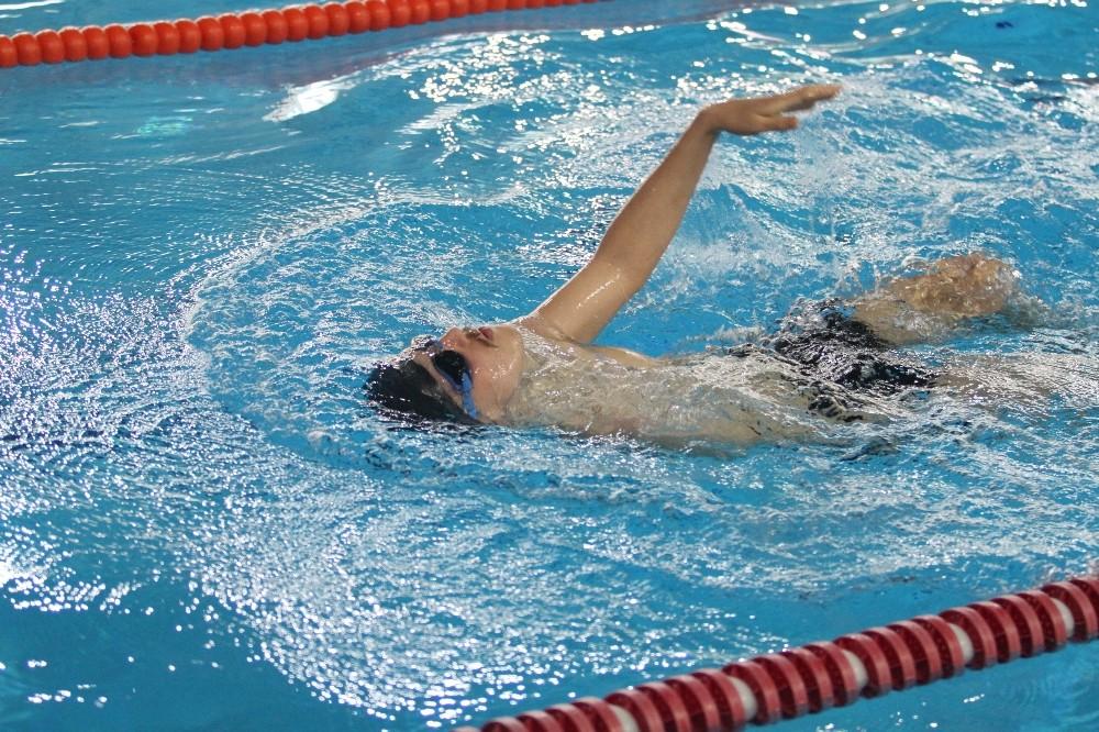 Görme Engelliler yüzme Milli Takım seçmeleri