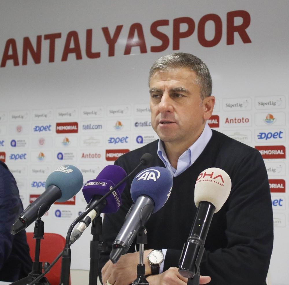 """Hamzaoğlu: """"Zor bir maçı kazandık"""""""