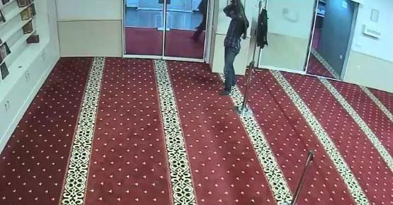 Hastane ve AVM'lerin mescit hırsızı yakalandı