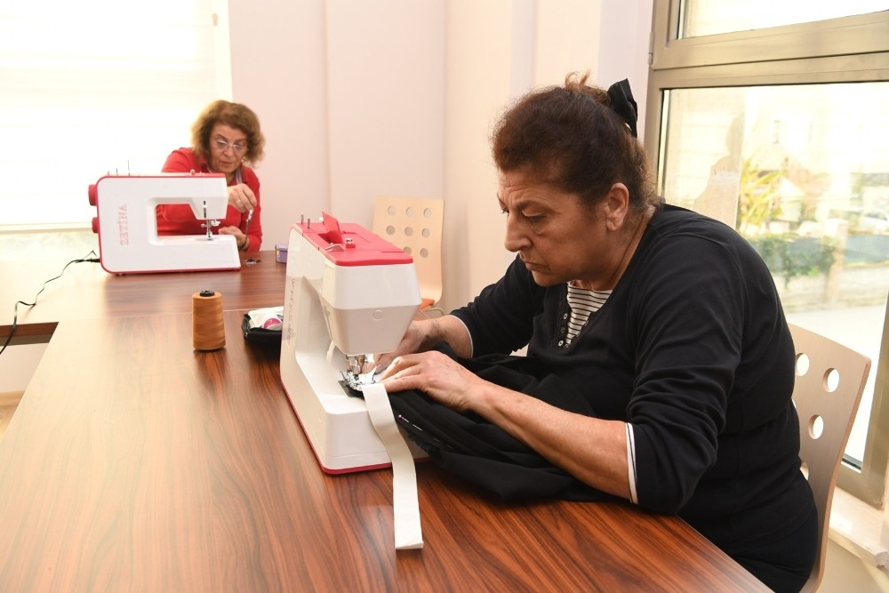 Konyaaltı Kadın Sanat Lokali'nde kayıtlar devam ediyor