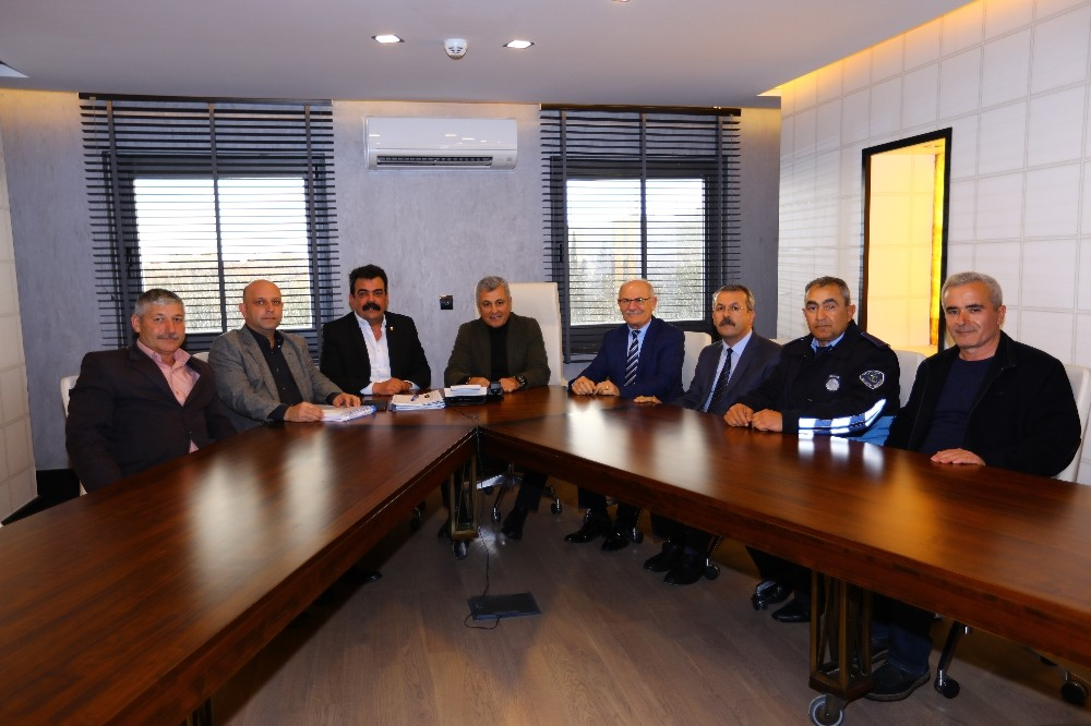 Manavgat Belediyesi'nde Toplu Sözleşmesi imzalandı