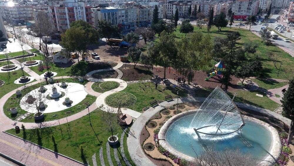 Tarık Akan Parkı açılıyor