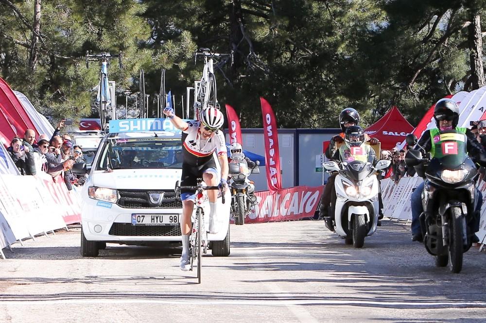 Tour Of Antalya 3. etabını Oveckhin kazandı