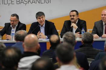 Türel'den muhalefete sert eleştiri: