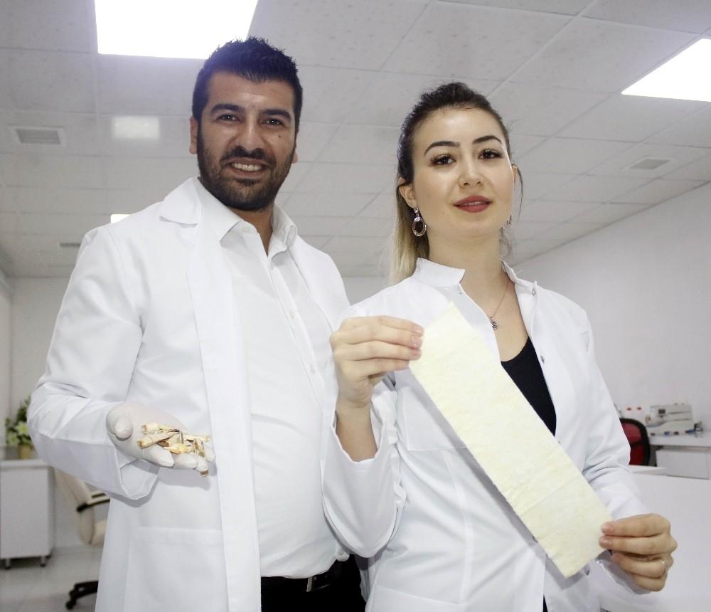 Türk kimyagerler, TSK için kanı durduran sargı bezi, yaraları iyileştiren jel üretti