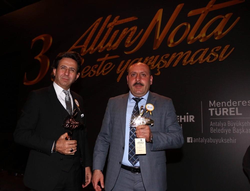 3. Altın Nota Beste Yarışması'nda final gecesi