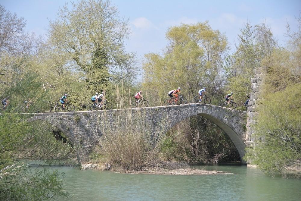 6. Dağ Bisikleti Maratonu başlıyor