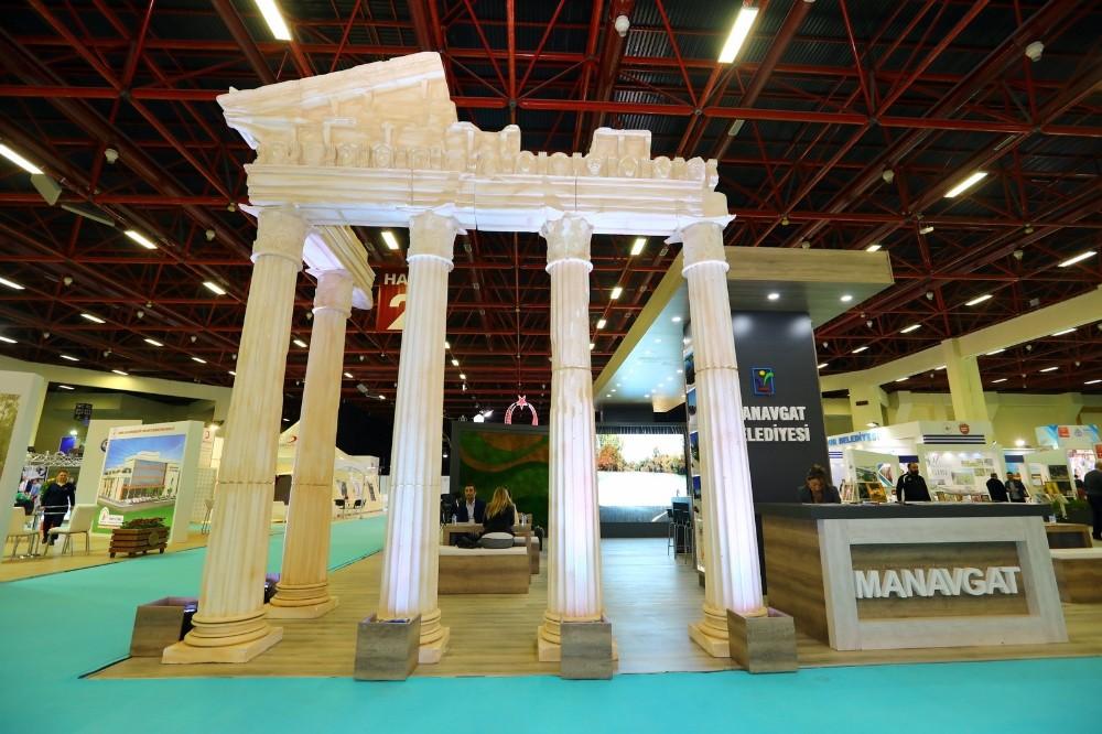 8. Antalya City Expo Fuarı