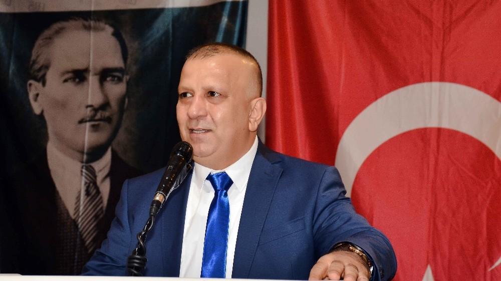 Ahmet Boztaş'tan miting gibi seçim ofisi açılışı