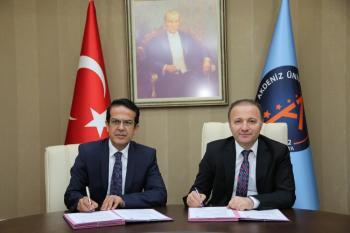 Akdeniz Üniversitesi ve Antalya Zeytinpark arasında işbirliği