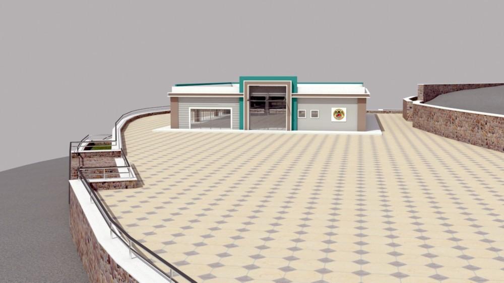 Alanya Belediyesi'nden 10 mahallelik salon projesi