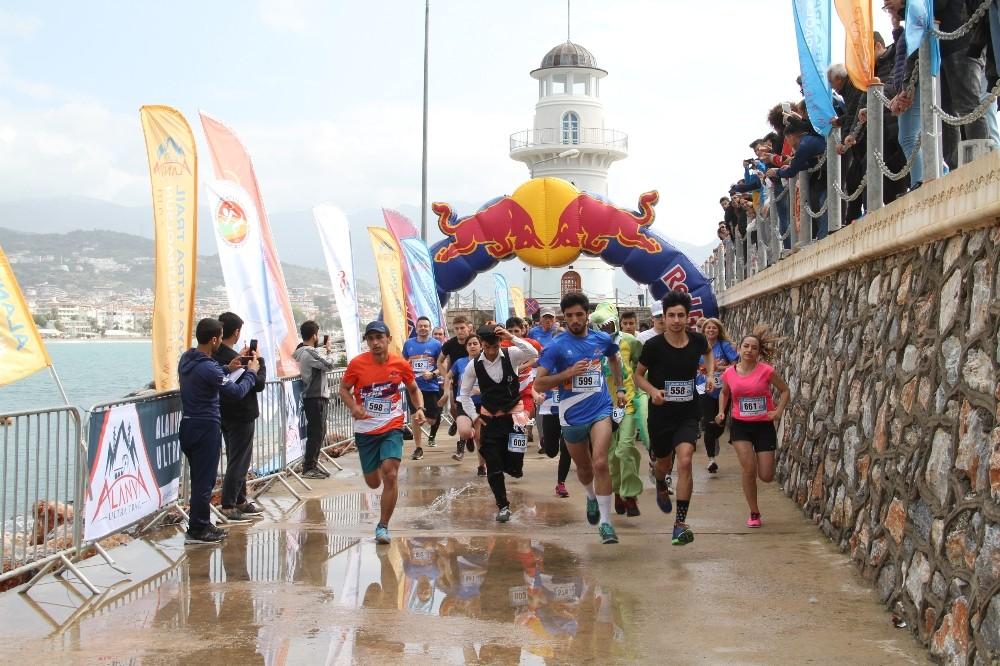 Alanya Ultra Trail Yarışı sona erdi
