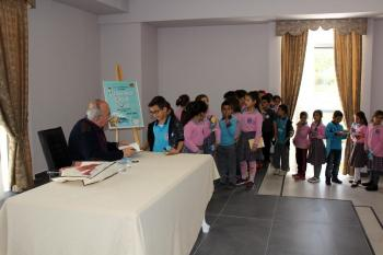 Alanya'da Kütüphane Haftası etkinlikleri