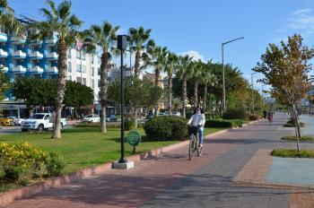 Antalya akıllı kent oluyor