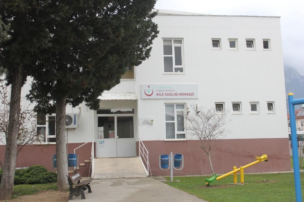 Antalya'da aile hekimine silah çekildi iddiası