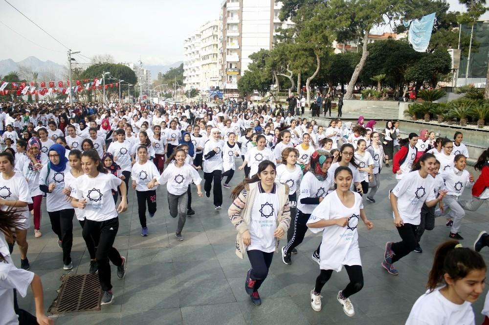 Antalya'da fetih koşusu