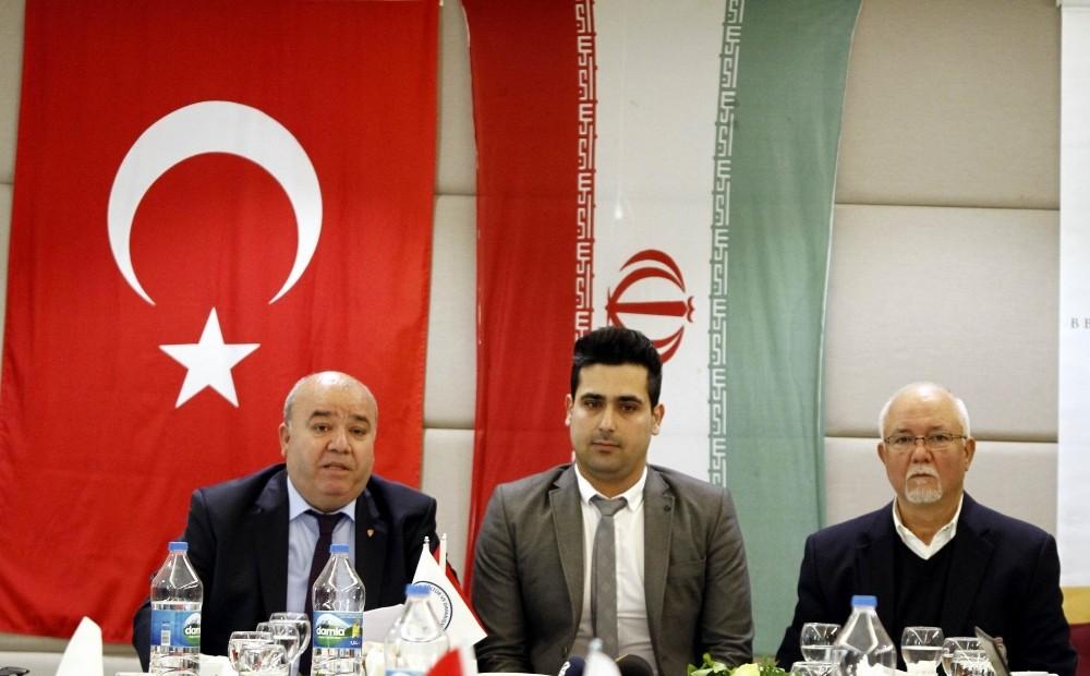 Antalya'da İran Kültür ve Dayanışma Derneği kuruldu