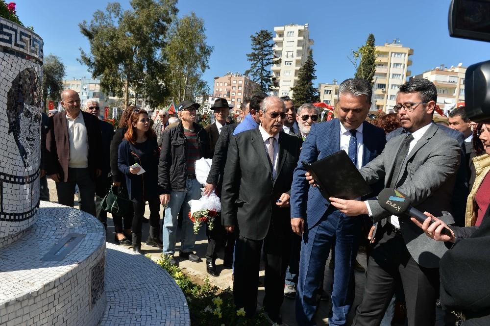 Antalya'da Tarık Akan Parkı açıldı