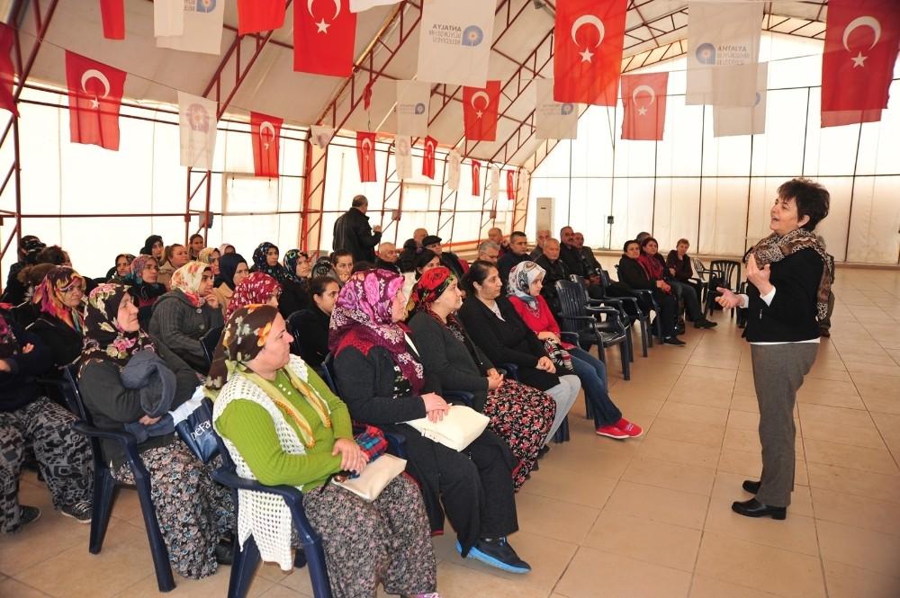 Antalya'da uyuşturucu ile mücadele çalışmaları