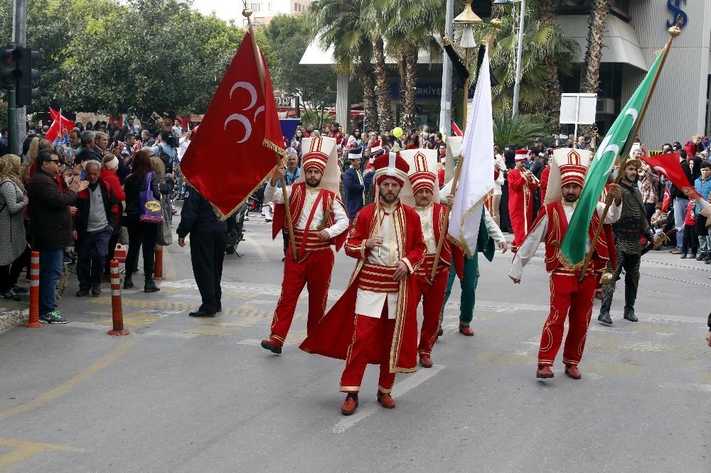 Antalya'nın fethinin 811'inci yılı
