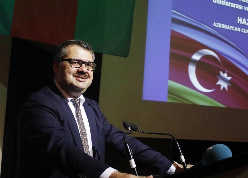 """Azerbaycan Büyükelçisi İbrahim: """"Azerbaycan-Türkiye müttefikliği adalet üzerine kuruludur"""""""