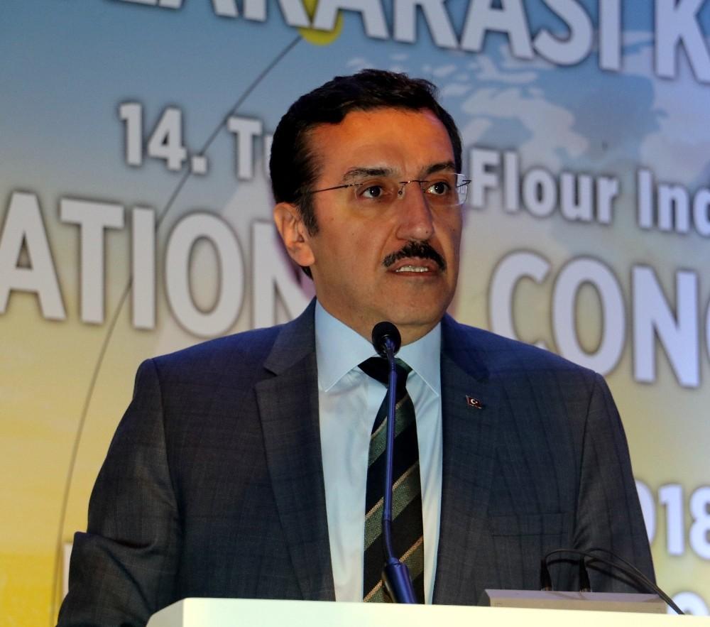 """Bakan Tüfenkci: """"Artık buğdayın veya diğer tarım ürünlerinin fiyatını Amerika'da değil Türkiye'de belirleyeceğiz"""""""