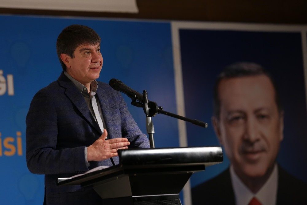 """Başkan Türel: """" İftira makineleri bu kez Çalkaya'da ortaya çıktı """""""