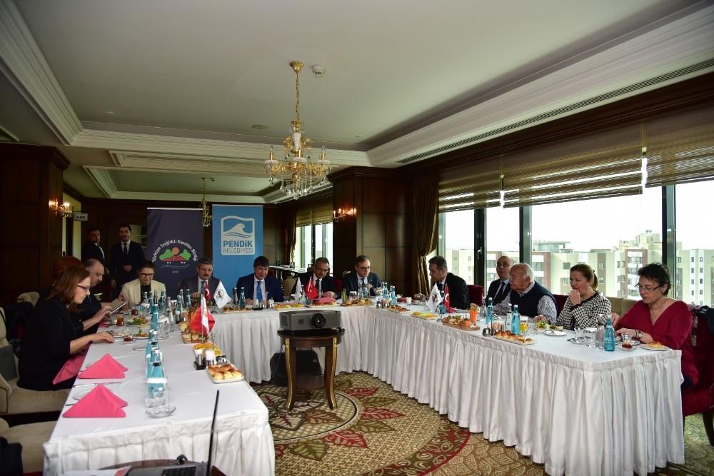 Başkan Türel, SKB toplantısına katıldı