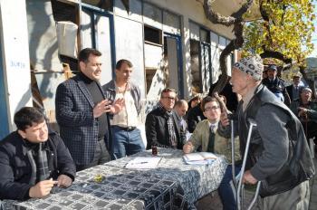 """Başkan Yücel: """"Batı Alanya'yı da cazibe merkezi yapmak istiyoruz"""""""