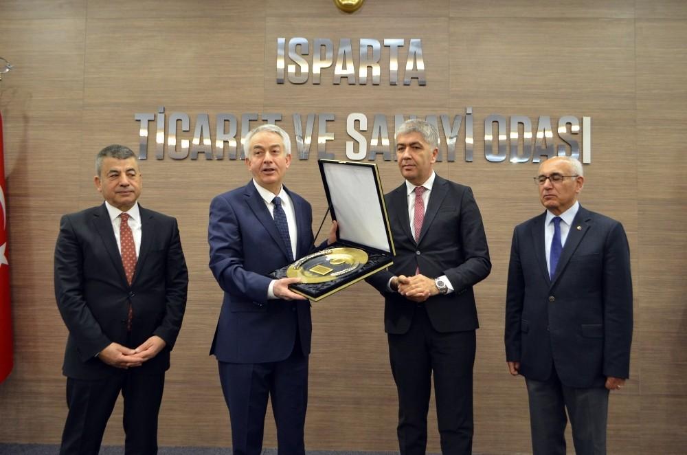 Batı Akdeniz'den 2 ayda 305.8 milyon dolar ihracat yapıldı