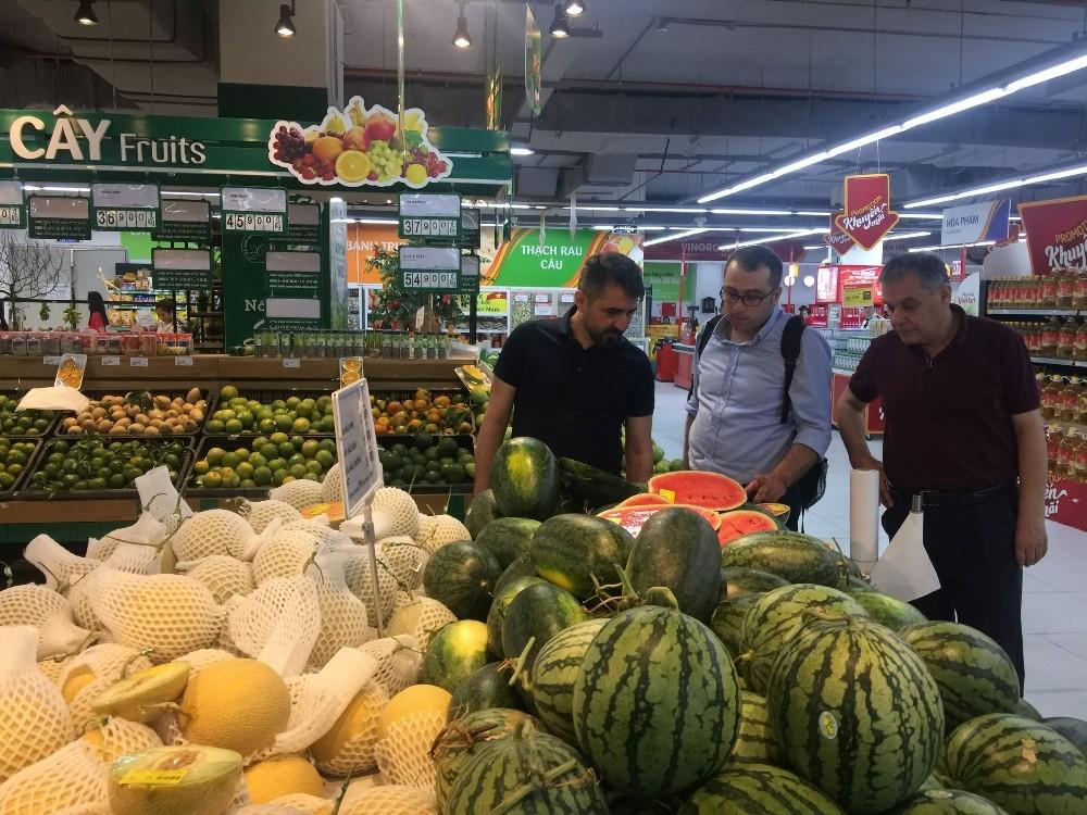 Batı Akdenizli ihracatçılar Vietnam'dan umutlu döndü