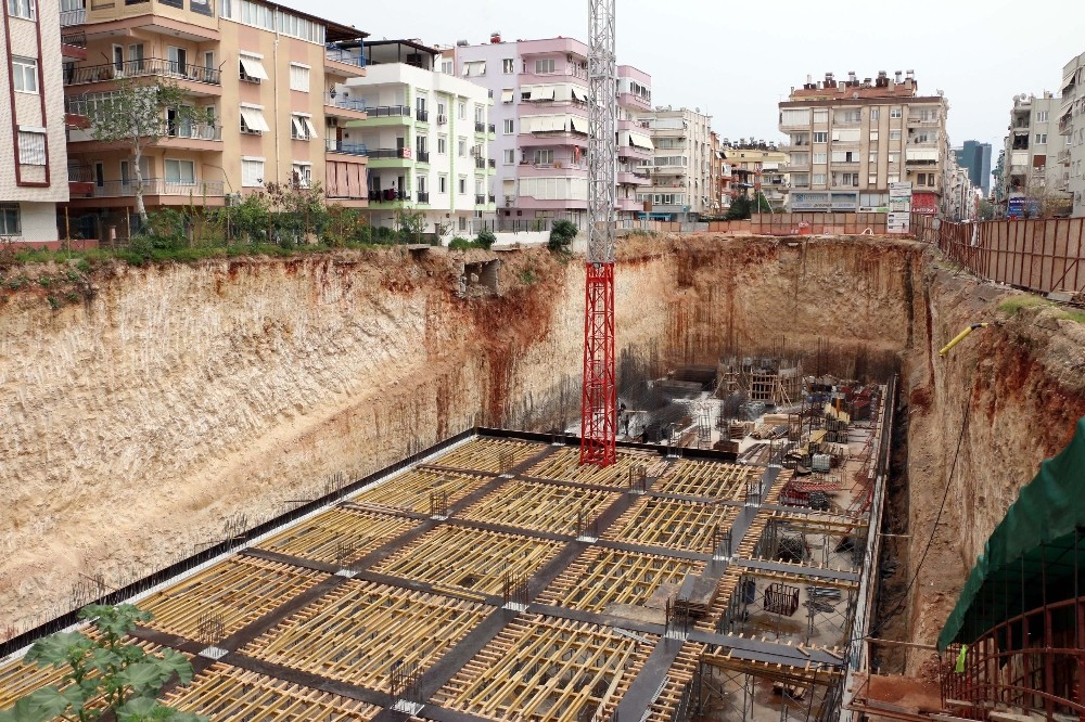 Büyükşehir'in çevreci projesi yükseliyor