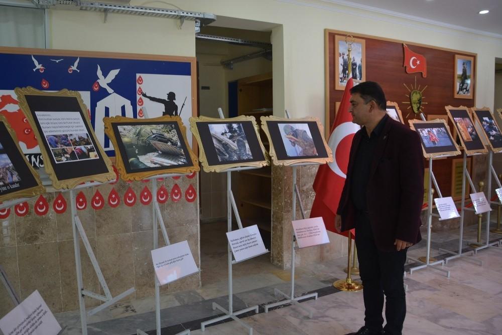 """Çanakkale'den Afrin'e Mehmetçik"" fotoğraf sergisi"