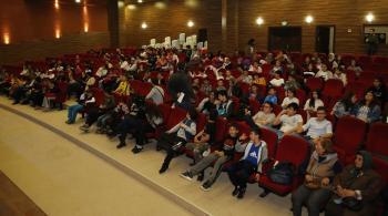 DHT, öğrencileri Döşemealtı'nda buluşturdu