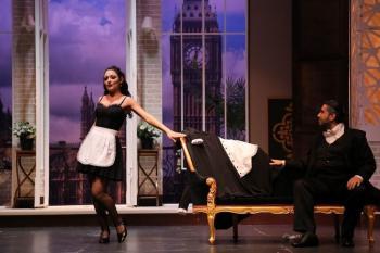 'Evlilik Senedi'operası yeniden sahneleniyor