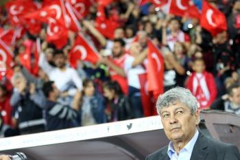 Hazırlık maçı: Türkiye: 0 – İrlanda Cumhuriyeti: 0 (İlk yarı)