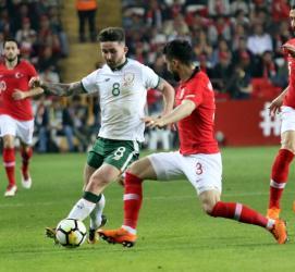 Hazırlık maçı: Türkiye: 1 – İrlanda Cumhuriyeti: 0 (Maç sonucu)