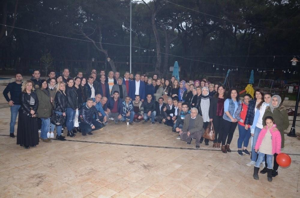 İhlas Pazarlama Antalya TR-SAS değerlendirme toplantısı
