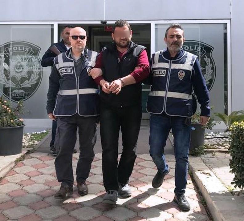 İnşaat işçilerinin para ve kredi kartlarını çalan şahıs yakalandı