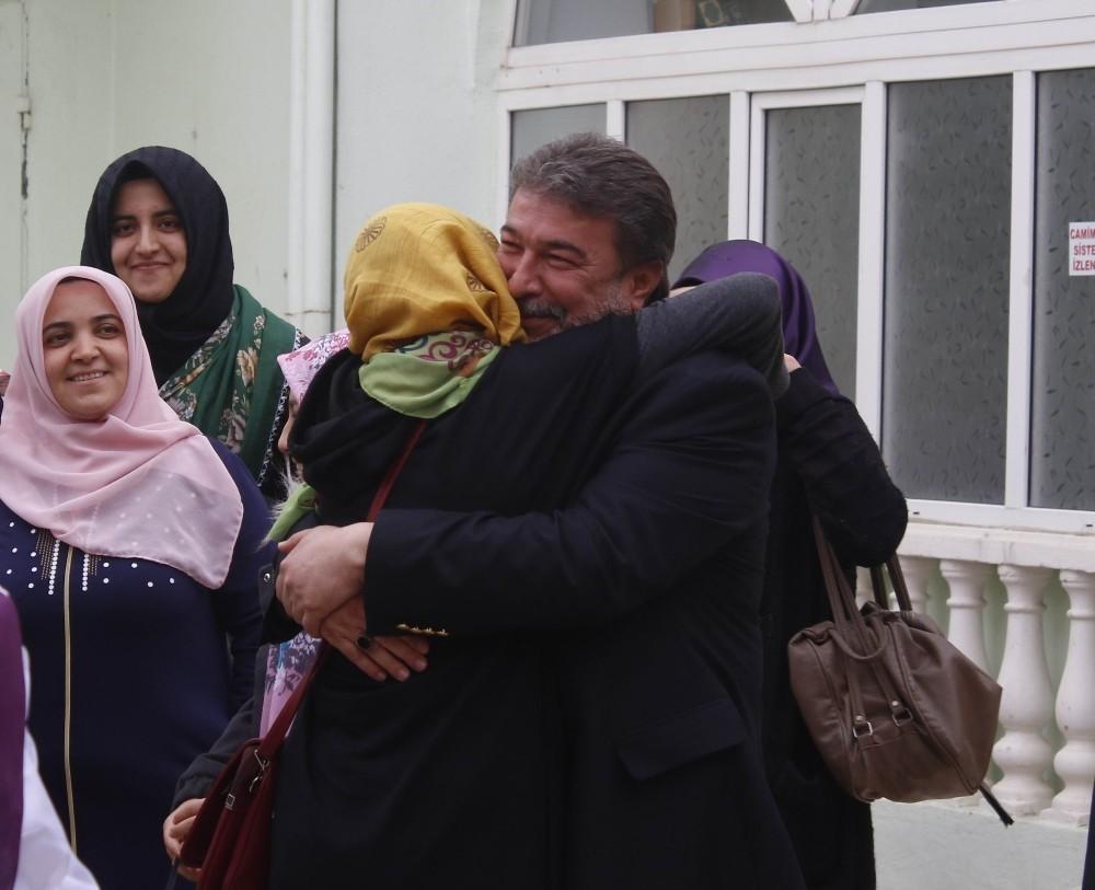 Kadınların vicdan konvoyu Antalya'dan yola çıktı