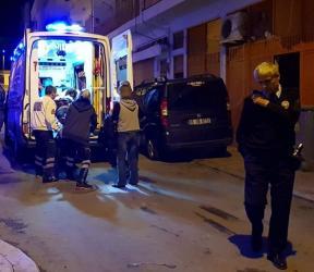 Kahvehane ortakları arasında silahlı kavga: 1 yaralı