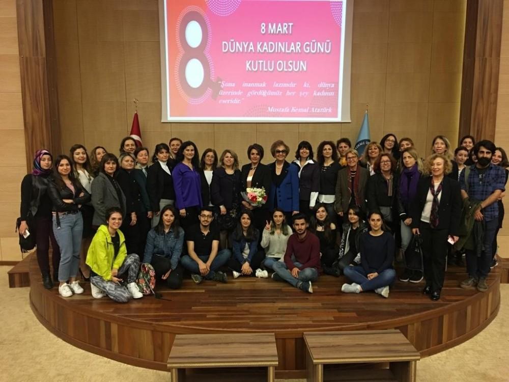 KATCAM'dan 8 Mart Dünya Kadınlar Günü'nde Panel ve Sergi