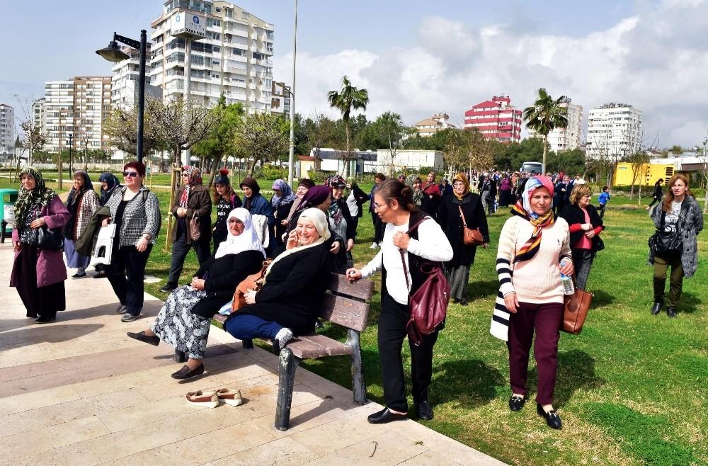 Kepez'den yalnız kadınlara anlamlı destek