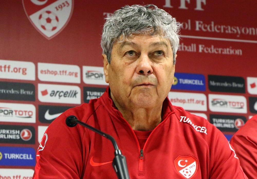 """Lucescu: """"Milli Takımın çekirdeğini oluşturuyoruz"""""""
